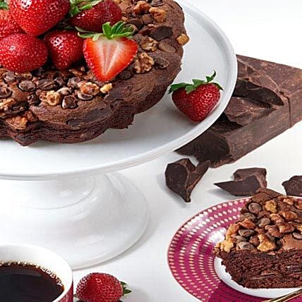 Viennese Coffee Chocolate Cake Send Cakes To USA