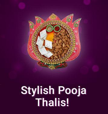 Bhai Dooj Pooja Thali Online