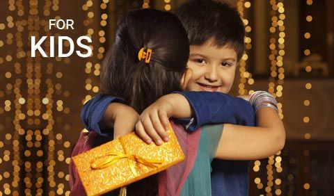 Bhaidooj gifts for Kids