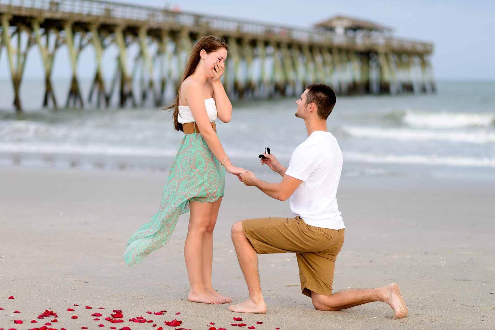 propose in romantic way
