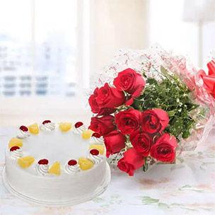 Online Flowers N Cakes Canada