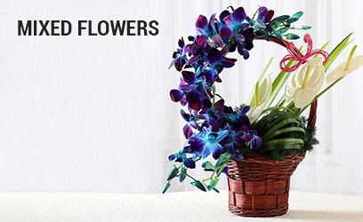 Flowers In Sleeve