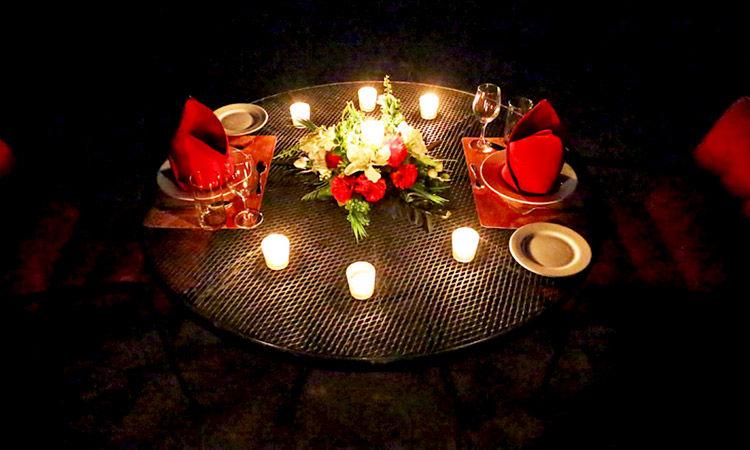 Candlelight by Lutyens