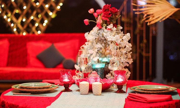 Romantic & Classic Valentine's Date