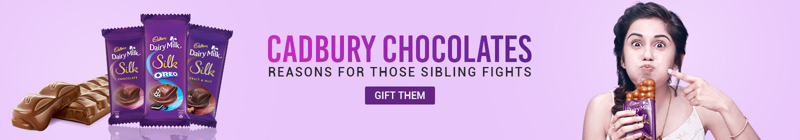 cadbury chocolates Gift Online