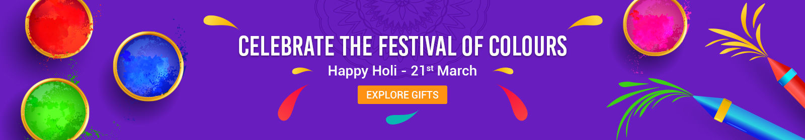 Holi Gifts Online