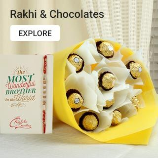 Rakhi & Chocolates