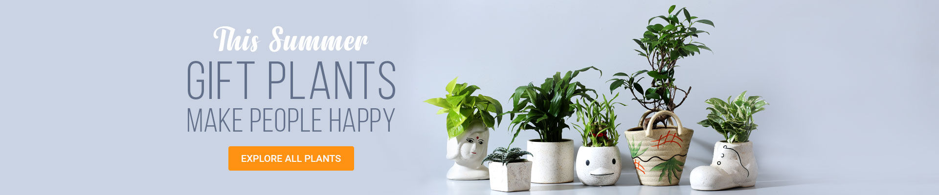 Plants Delivery Online