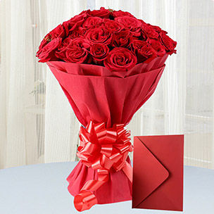 Valentine's Day Flowers and Greeting Cards