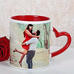 Personalised Mugs for Valentines