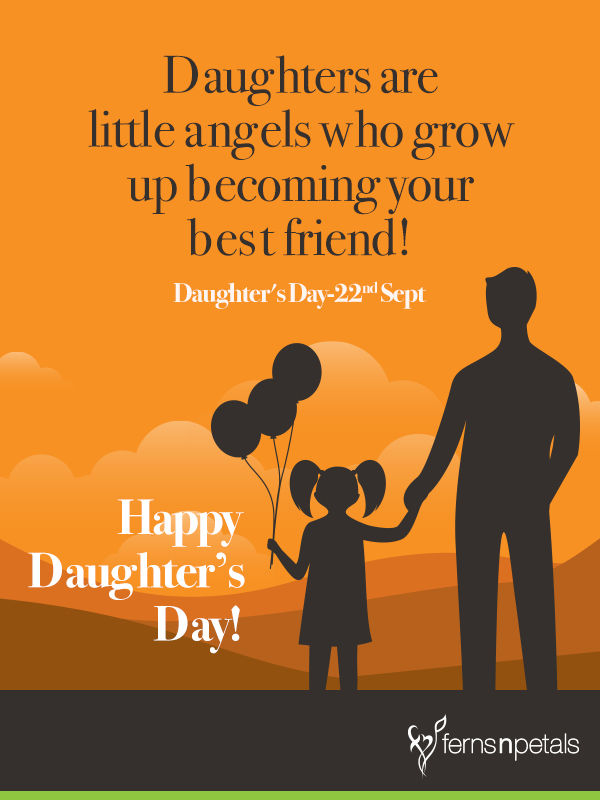 daughters' day - photo #12