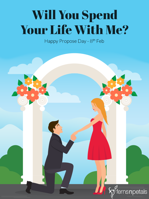 Happy Propose Day Quotes | Romantic Propose Day Messages and Wishes