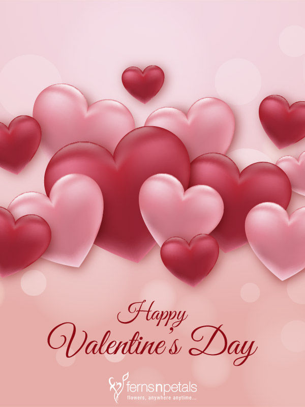 Happy Valentine's Day Quotes, Wishes N Greetings
