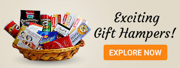 Gift Hampers to USA