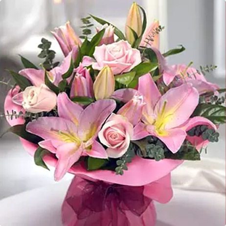 Send Lilies to Uk