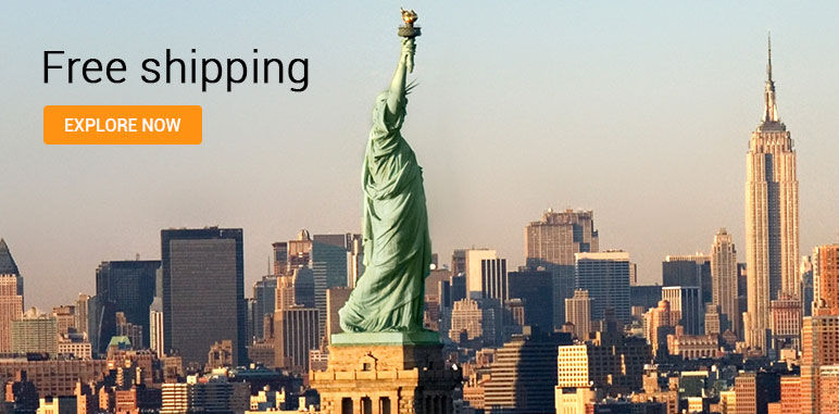 Gifts to USA Free Shipping