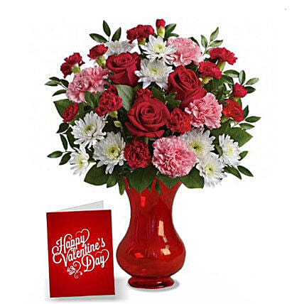 Valentine Flowers For Your Love