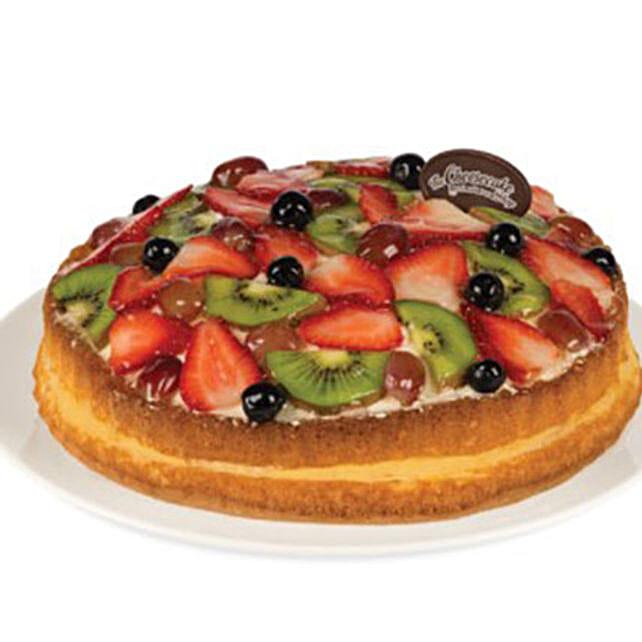 Zesty Fruit Cake