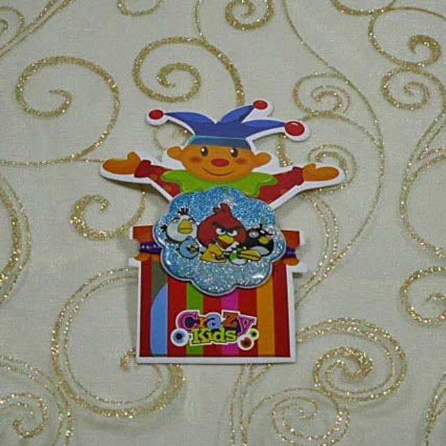 Angry Birds Rakhi