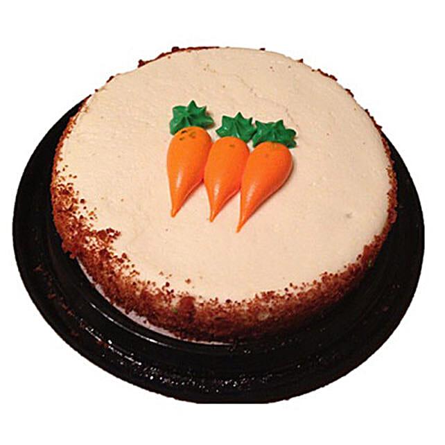 Carrot Cake Half Kg