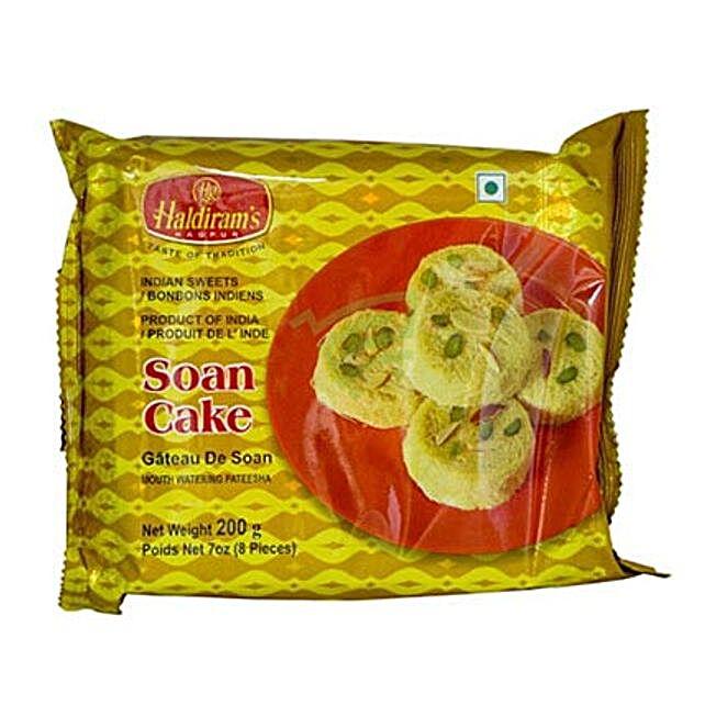 Crispy Soan Cake 200 Gms