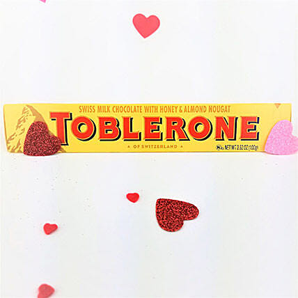 Delectable Toblerone Swiss Chocolate