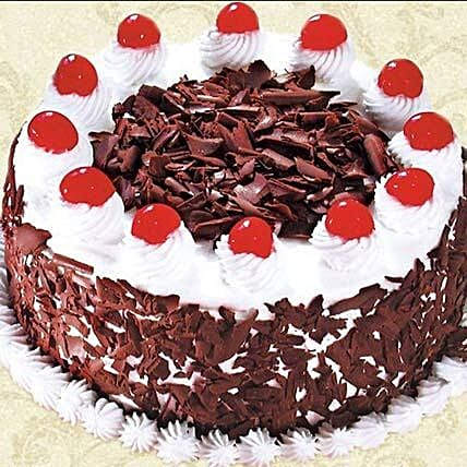 Sublime Black Forest Cake