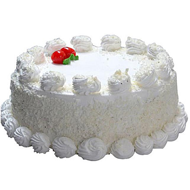 Vanilla Cake One And Half Kg