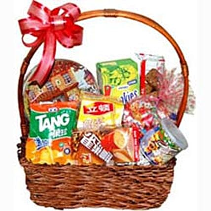 Holiday Gift Basket CIN