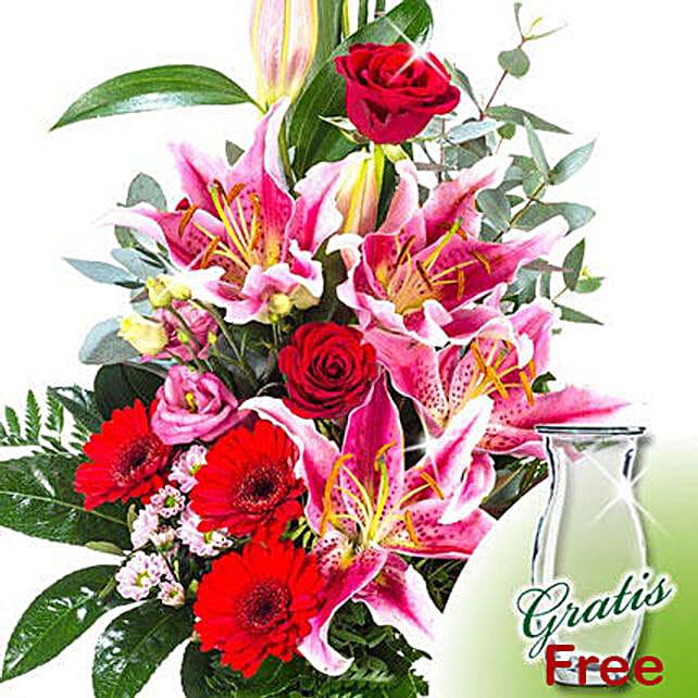 Flower Bouquet Majestic