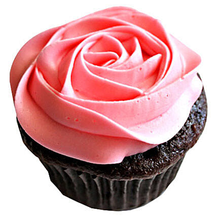 24 Delicious Rose Cupcakes by FNP
