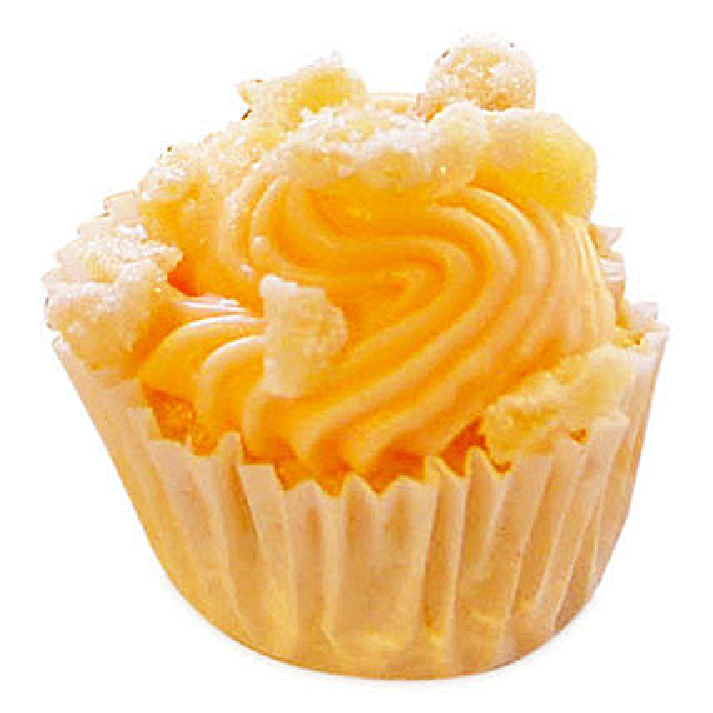 6 Elegant Orange Blossom Cupcakes by FNP