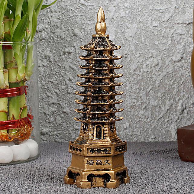 9 Level Pagoda