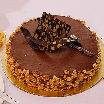 Affable Nutella Cake 2KG Eggless