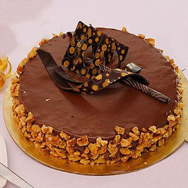 Affable Nutella Cake Half KG