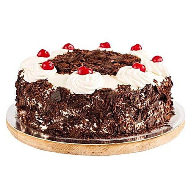 Ambrosial Black Forest Cake half kg