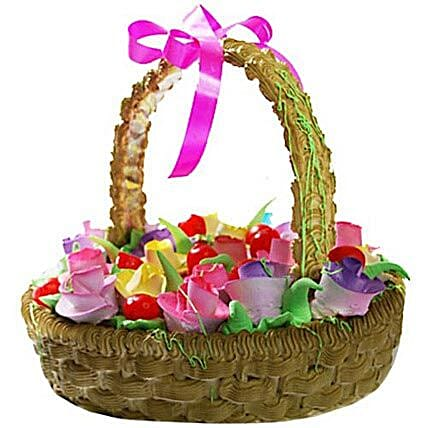 Basket Of Love Cake 2Kg by FNP