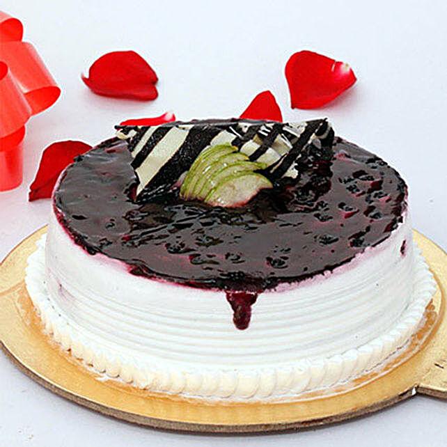 Blueberry Extravaganza Cake 1KG