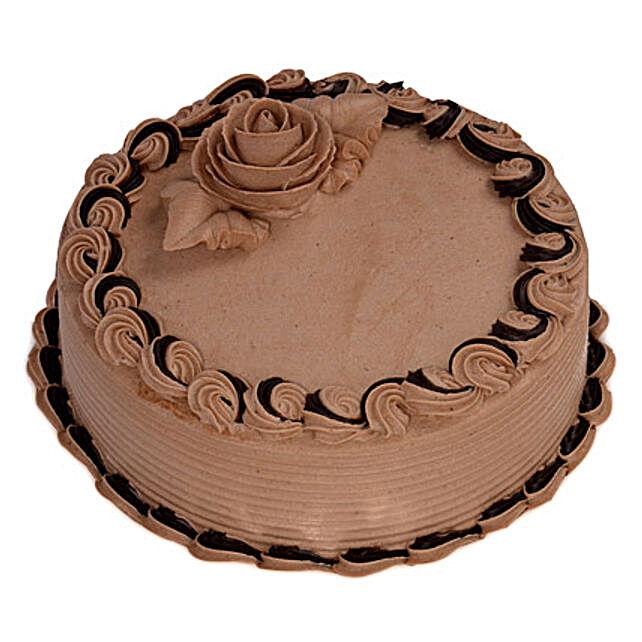 Butter Cream Chocolate Cake 2kg Eggless