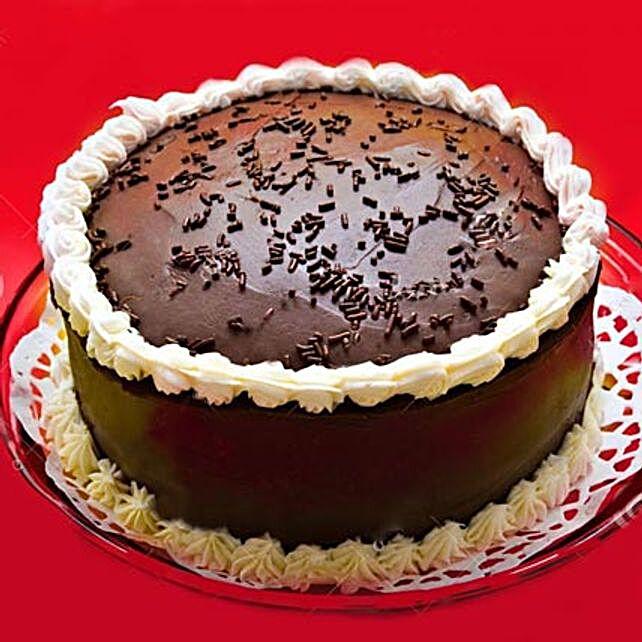 Choco Truffle Cake 1kg Eggless