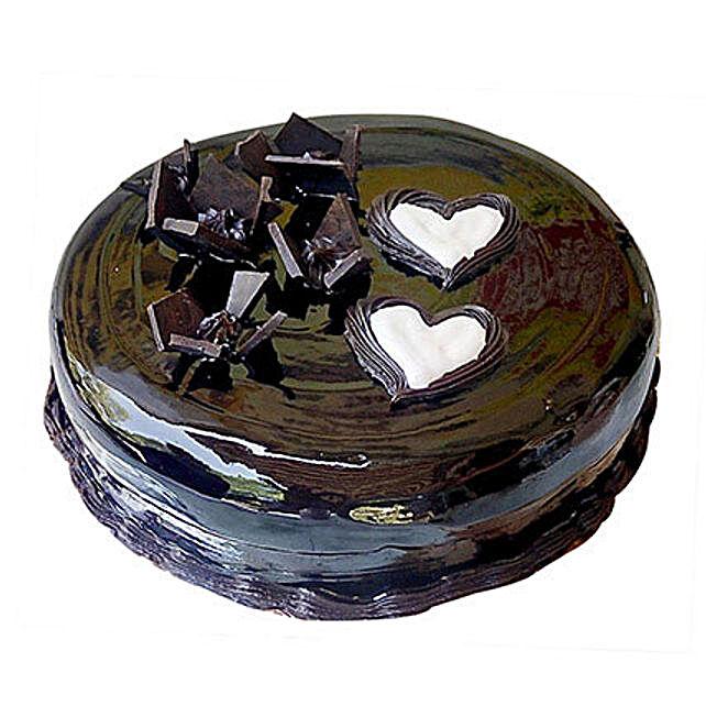 Choco Velvet Cake 1 Kg