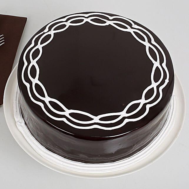 Chocolate Cake Half kg Eggless