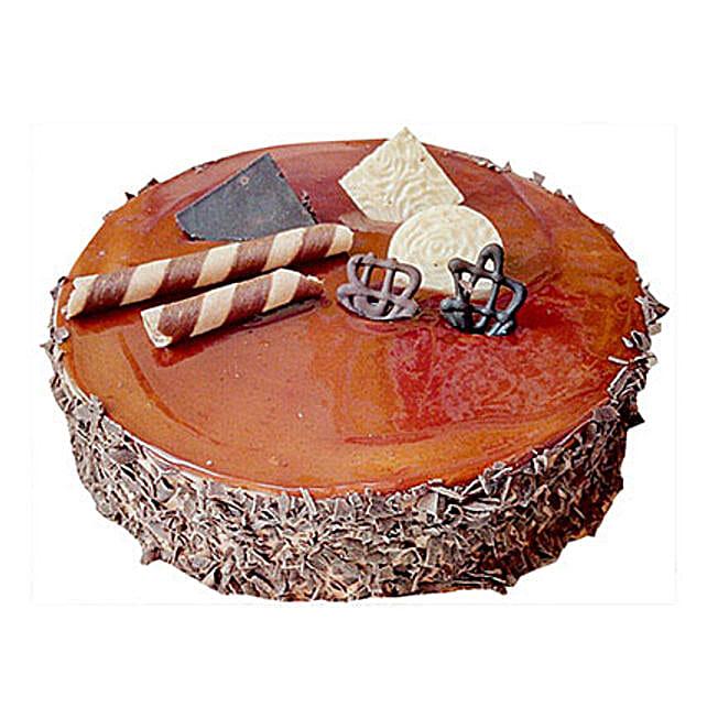 Chocolate Caramel Cake 2 Kg