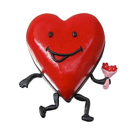 Chocolate For Lovers 1kg Eggless
