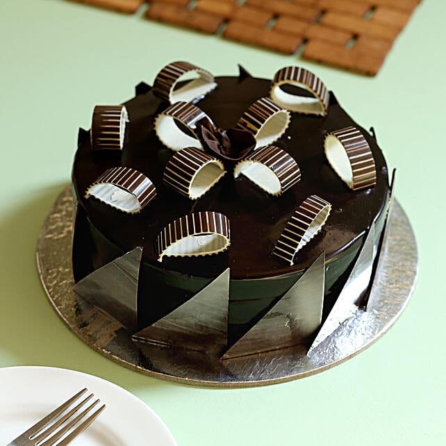 Chocolate Galore Cake 2kg Eggless