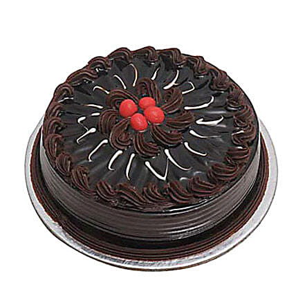 Chocolate Truffle Cake 2kg by FNP