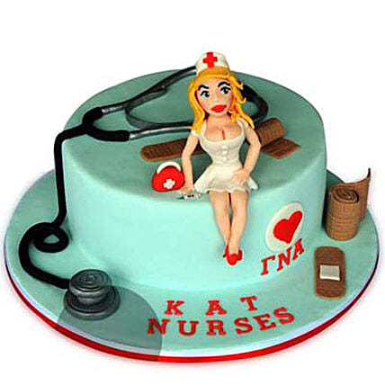 Delicious Doctor Cake 2kg Eggless Vanilla
