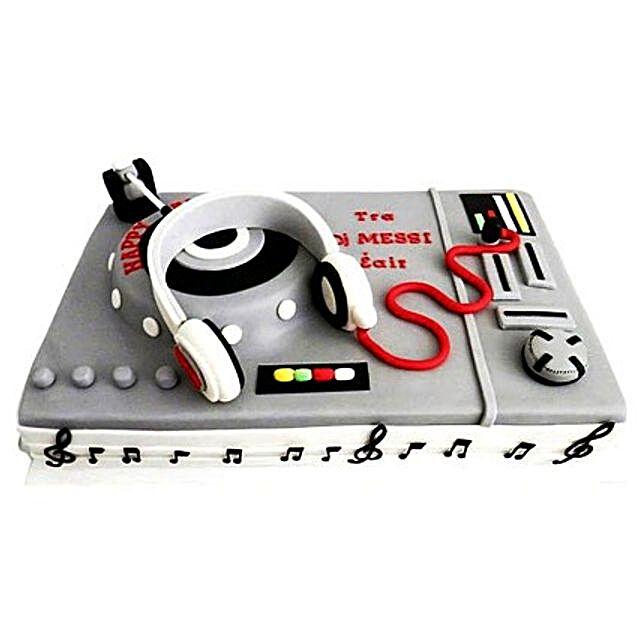 DJ Special Cake 4kg Chocolate