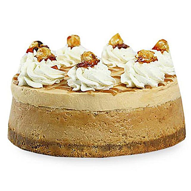 Eggless Cream a la caramel by FNP