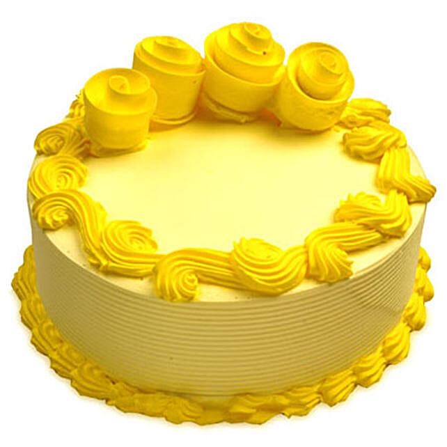 Happy Butterscotch Celebrations Half kg Eggless